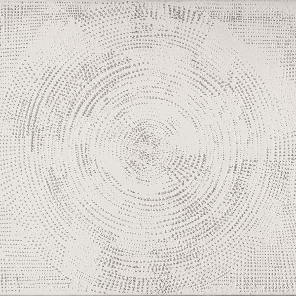 Kreisbild weiß und grau